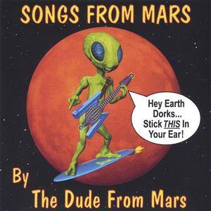 Songs from Mars