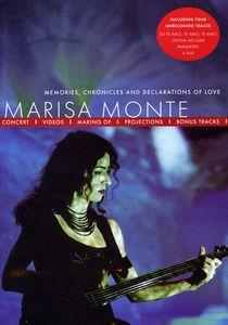 Memorias Cronicas E Declaracoes de Amor [Import]