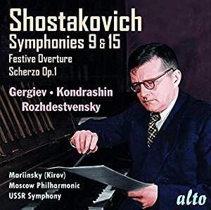 Shostakovich: Symphonies Nos.9 & 15 & More