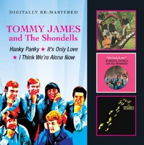 Hanky Panky /  It's Only Love /  I Think We're Alone [Import]