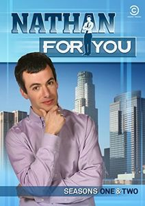 Nathan for You: Seasons One and Two