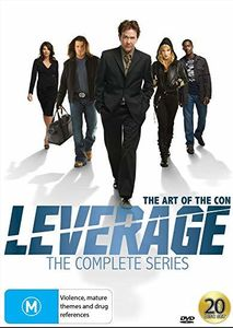 Leverage: The Complete Series [Import]