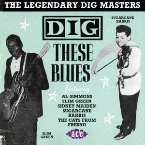 Dig These Blues, Vol. 2: The Legendary Dig Masters [Import]