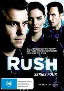 Rush-Series 4 [Import]