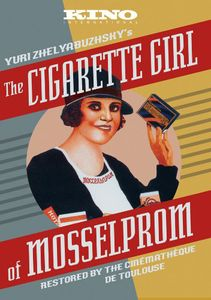 The Cigarette Girl of Mosselprom
