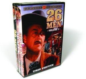 26 Men: Volumes 1-3