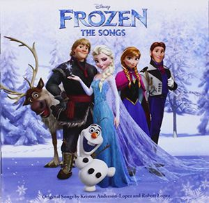 Frozen-The Songs (Original Soundtrack) [Import]