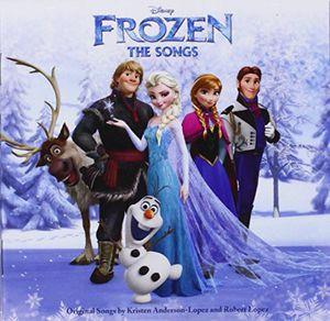 Frozen-The Songs (Original Soundtrack) [Import]
