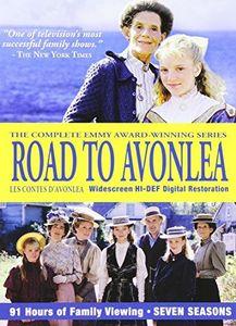 Road To Avonlea: Seasons 1-7 [Import]