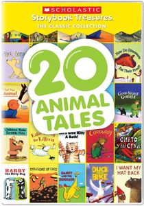 20 Animal Tales - Scholastic Storybook Treasures: Classic Collection