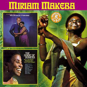 An Evening With Miriam Makeba /  The Magic Of Miriam Makeba