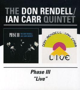 "Phase III/ ""Live"" [Import]"