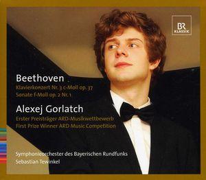 Klavierkonzert NR. 3 & Sonate F-Moll