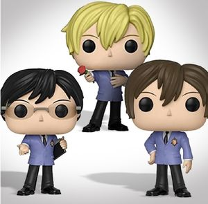 OURAN HIGH SCHOOL FUNKO COLLECTION