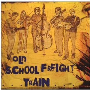Old School Freight Train