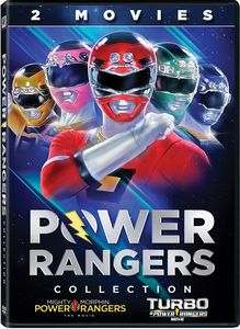 Power Rangers: 2 Movies Collection