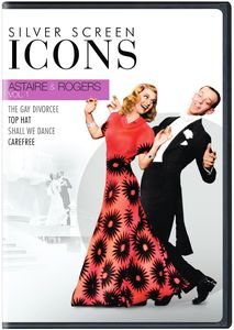 Silver Screen Icons: Astaire & Rogers Volume 1 , Fred Astaire