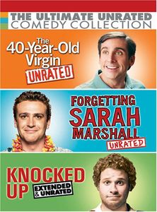Ultimate Unrated Comedy Collection