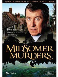 Midsomer Murders, Series 5