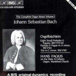 Complete Organ Works 3