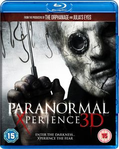 Paranormal Xperience 3D [Import]