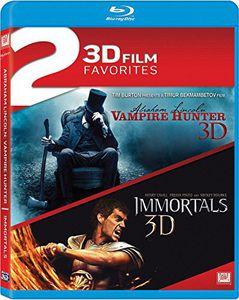 Abraham Lincoln: Vampire Hunter /  Immortals Double