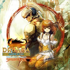 Druaga Online The Story Of (Original Soundtrack) [Import]