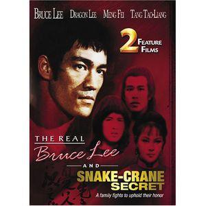 Real Bruce Lee & Snake-Crane Secret