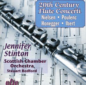 Twentieth Century Flute Concerti