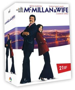 McMillan & Wife: The Complete Series