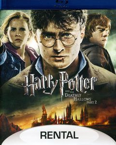 Harry Potter & the Deathly Hallows PT. 2
