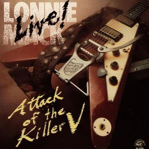 Live - Attack of the Killer V