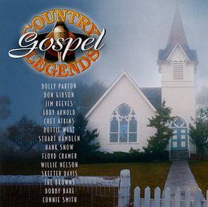 Country Legends Gospel /  Various