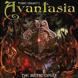 Metal Opera Part I