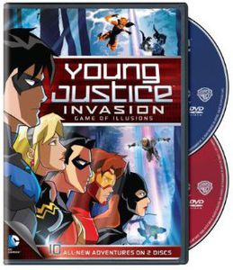 Young Justice Invasion: Game of Illusion