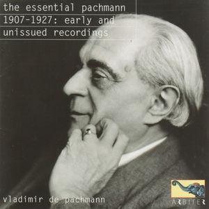 Essential Vladimir de Pachmann