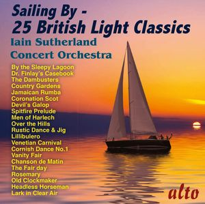 Sailing By- 25 British Light Classics