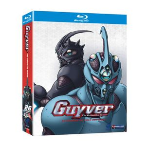 Guyver: Complete Box Set