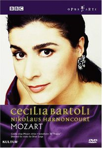 Cecilia Bartoli /  Nikolaus Harnoncourt: Cecilia Sings Mozart