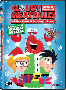 Cloudy With a Chance of Meatballs the Series: Lobster Claus Is ComingTo Town