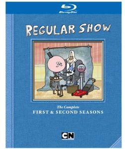 Regular Show: Season 1 and Season 2