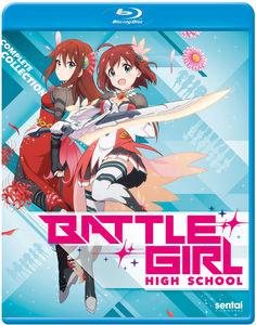Battle Girl High School