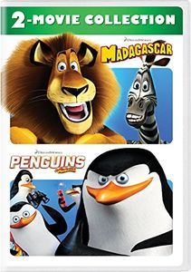 Madagascar/ Penguins Of Madagascar: 2-Movie Collection