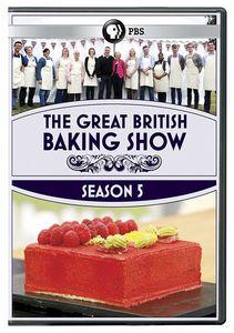 The Great British Baking Show: Season 5 (UK Season 3)