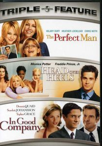 Perfect Man & Head Over Heels & in Good Company