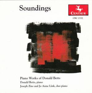 Soundings: Piano Works