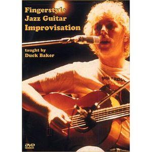 Fingerstyle Jazz Guitar: Improvisation