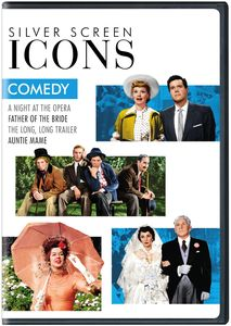 Silver Screen Icons: Comedy