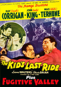 Fugitive Valley /  Kid's Last