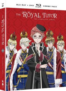The Royal Tutor: The Complete Series